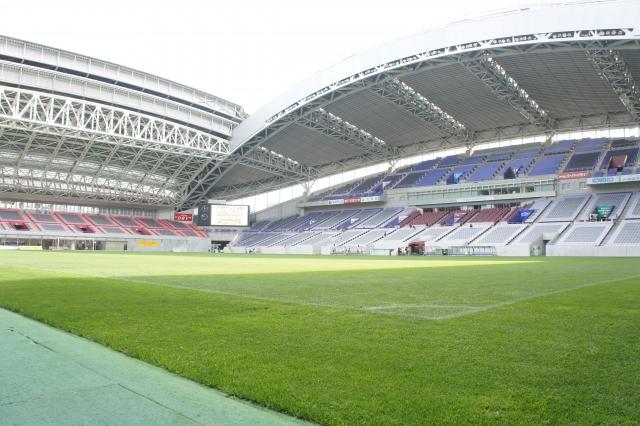 スタジアムのイメージ1